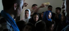 To Touch A Colourful Afghanistan – Seeing With The Heart